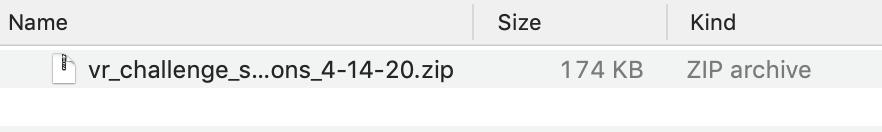 Zip bestand