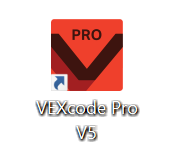VEXcode Pro V5-pictogram