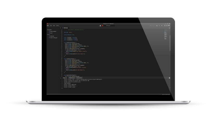 VEXcode Pro V5